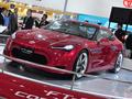 丰田3款新车发布 FT-86/新普拉多亮相!