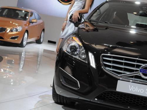 北京车展实拍 新的乐章之沃尔沃全新S60