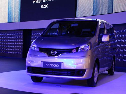 享誉全球的CDV 日产NV200北京车展亮相