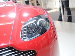 英国跑车象征 车展实拍阿斯顿马丁全系