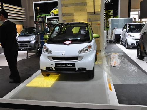 售价13.48万 奔驰smart pure正式上市