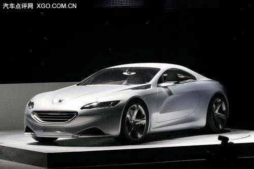 标致SR1概念车发布 外形动力是最大看点