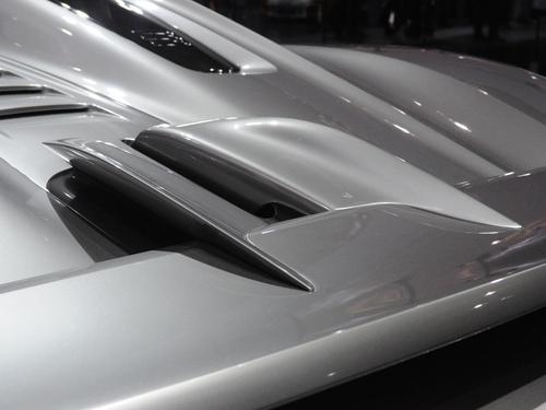 北京车展实拍 亚洲首发保时捷918Spyder