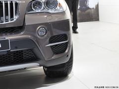 """变""""心""""后的它更狠 车展实拍2011款新X5"""