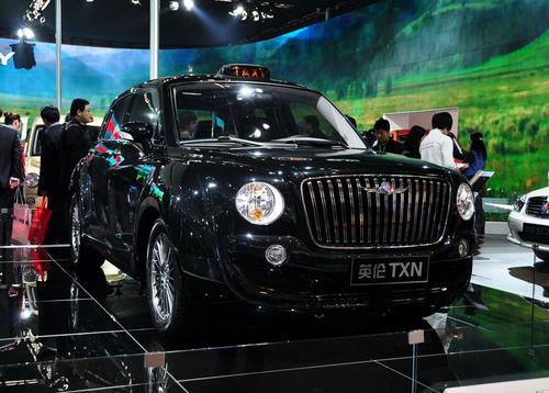 售价将大幅降低 英伦TXN有望2012年投产