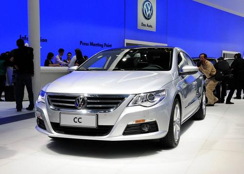 荣威350上榜 北京车展之十大最热新车