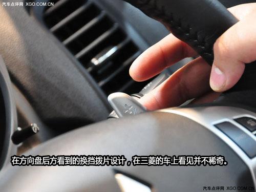 比逍客更休闲?北京车展实拍三菱劲炫