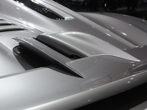 兽血沸腾!北京车展上的10大惹眼跑车秀
