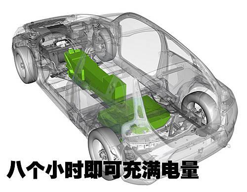 展现沃尔沃环保战略 沃尔沃C30纯电动车