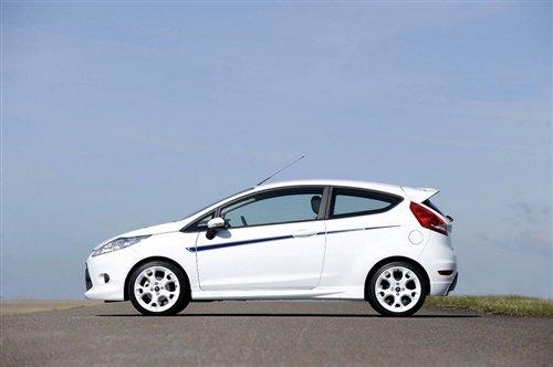 限量650台 福特英国推出嘉年华特别版