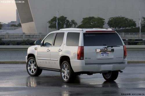 售139.8万元 2010款凯雷德Hybrid上市