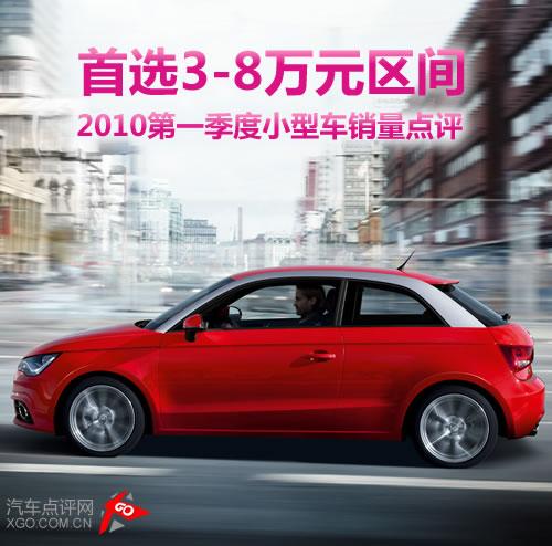 3-8万的选择 第一季度销量点评之小型车