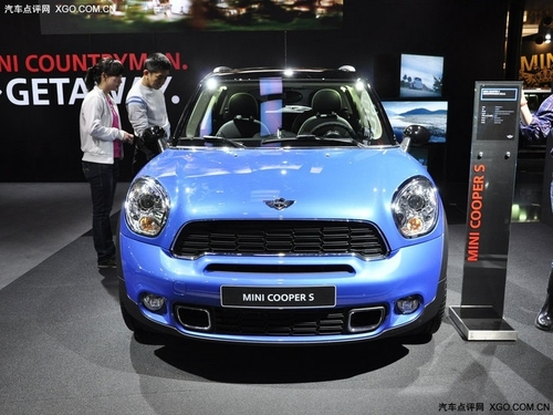 最实用的MINI Countryman有望年底上市