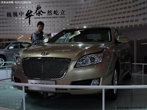 首推1.8T车型? 华泰元田B11两月后上市