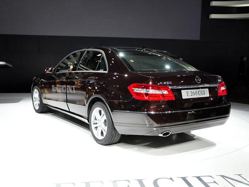 车型定位需明朗 国产新奔驰E级详细解读
