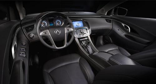 3.0 V6+6AT组合 大宇版新君越正式发布