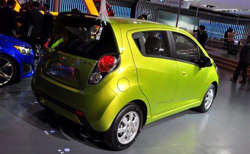 玛驰/POLO GTI等 大盘点车展微/小型车