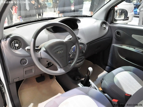 三门双座设计 奇瑞瑞麒M3有望年内上市