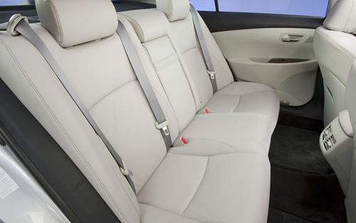 售价54.5万元 雷克萨斯ES350典雅版上市