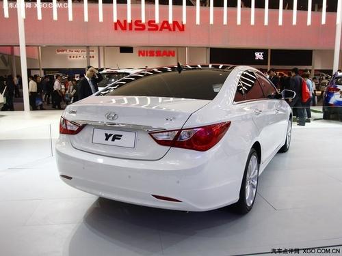 预计18万起 北京现代i50或于年底上市