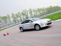 重点体验操控与安全!赛道试驾雪铁龙C5