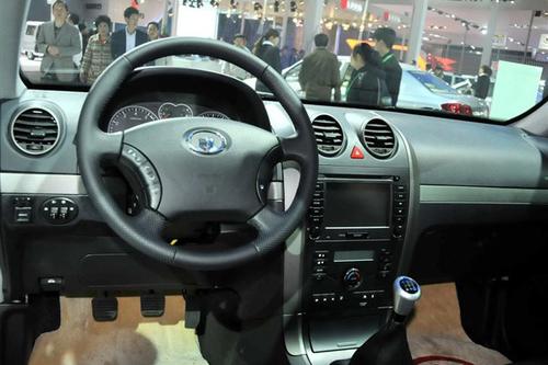 工薪阶层的首选 9款自主SUV详解及点评