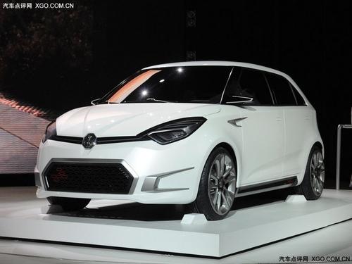 预计售价7-9万 上汽MG3内饰照首次曝光