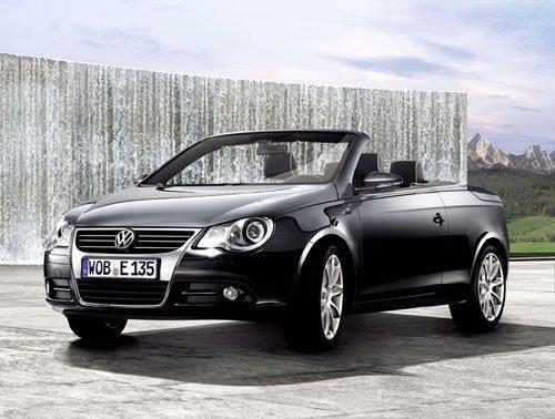 约人民币30万 大众EOS推出特别版车型