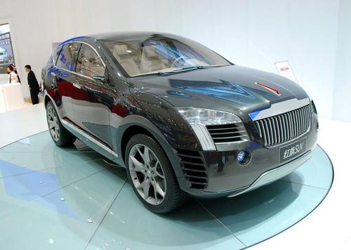 红旗新车将于2012年推出 产品计划曝光