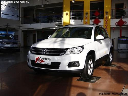 引入1.4T发动机 2011款途观将于6月上市