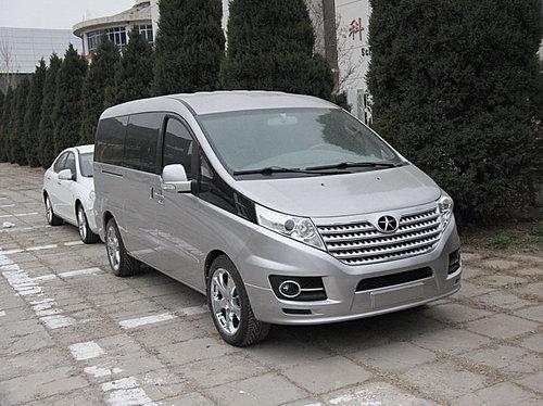 悦悦/瑞风和畅 江淮两款新车3季度上市