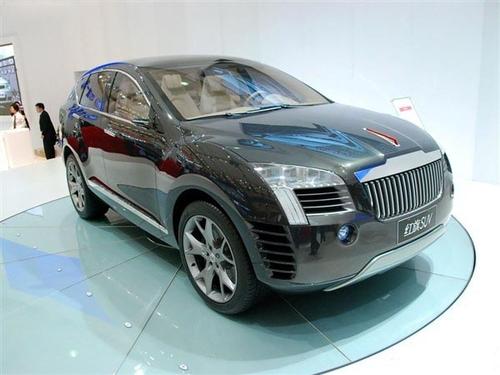 首款SUV领衔 红旗未来两年推四款新车