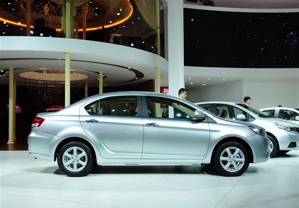 图 或售6.59万起 长城腾翼c30新车价预测 高清图片