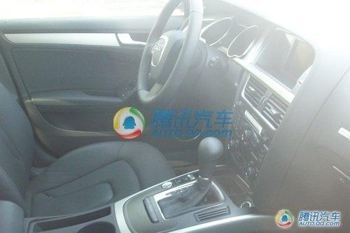5月23日上市 奥迪A5 Sportback再曝光