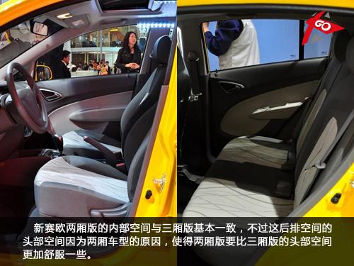 小型车也要有特色 4款两厢代步小车点评
