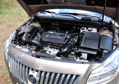 配英朗发动机 科鲁兹1.6T将于11月上市