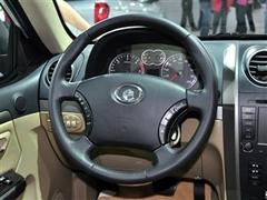 18款车/配新动力 哈弗H5欧风版配置曝光