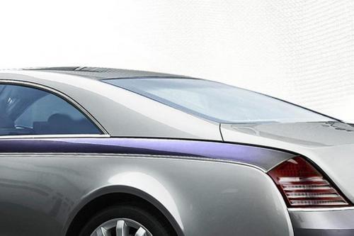 限量发售100台 迈巴赫57S变身COUPE跑车