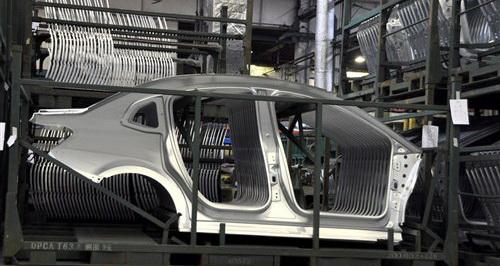 简述两种汽车底盘结构