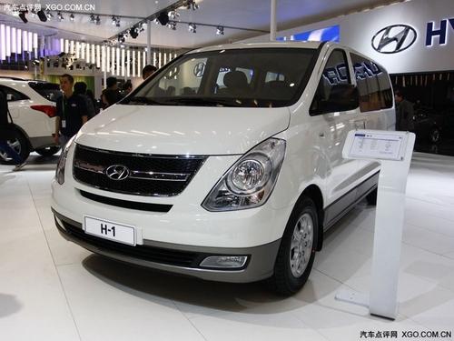 引入小型车FS 现代MPV H-1于10月进口