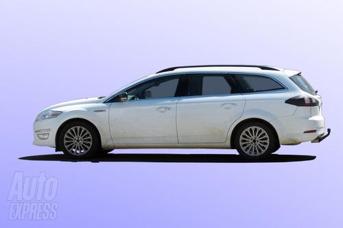 引入1.6T/2.0T 新蒙迪欧旅行版实车首曝