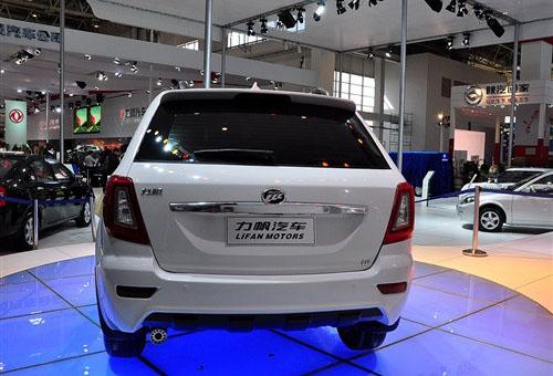 SUV于10月上市 力帆520将推出CVT版本