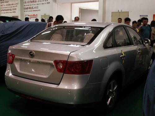 预售8万-10万 广汽长丰CP2于年底上市