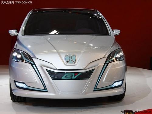 有望年底下线 北汽自主车C30明年推出