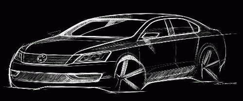 主推中级车 南北大众未来5款新车前瞻