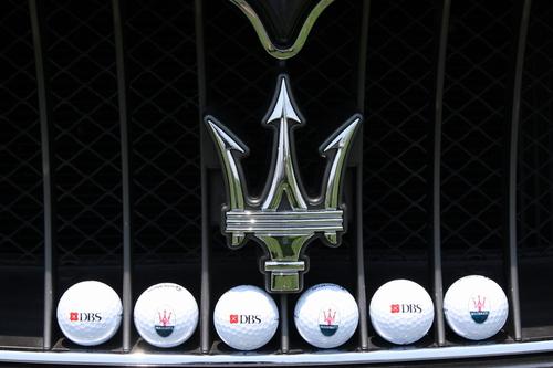玛莎拉蒂高尔夫活动上海站再掀高潮
