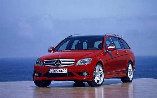 售价43-54.8万 奔驰C级旅行车正式上市