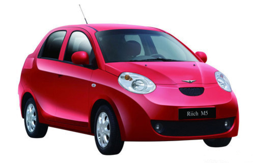 外观颇具争议 瑞麒M5将于下半年上市!