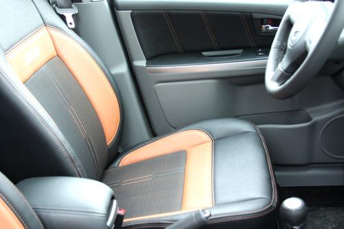 售价8.38万起 SX4/雨燕冠军限量版上市