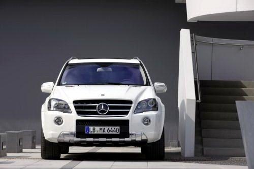 配原6.3升V8 2011款奔驰ML63 AMG发布